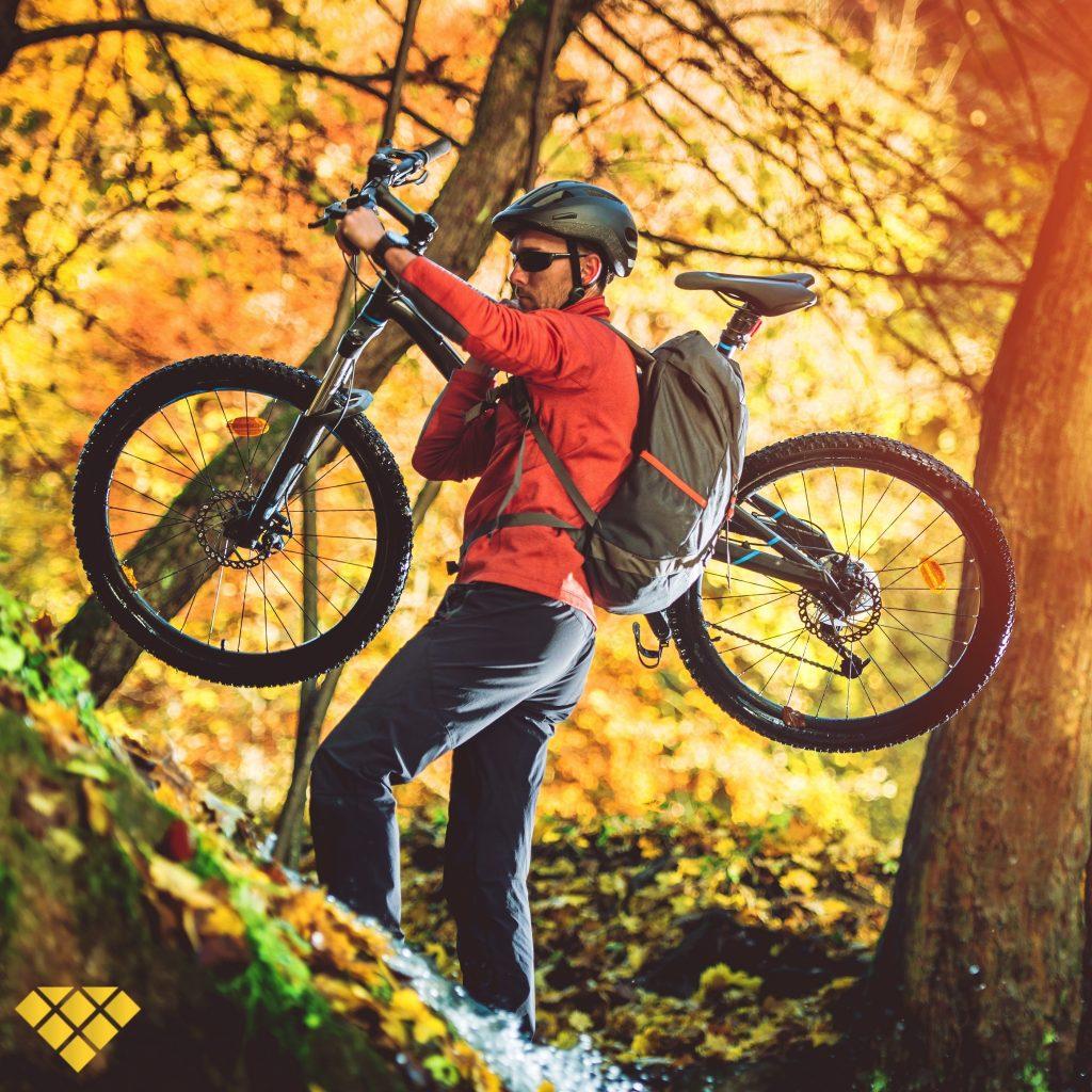 mountain bike canarias