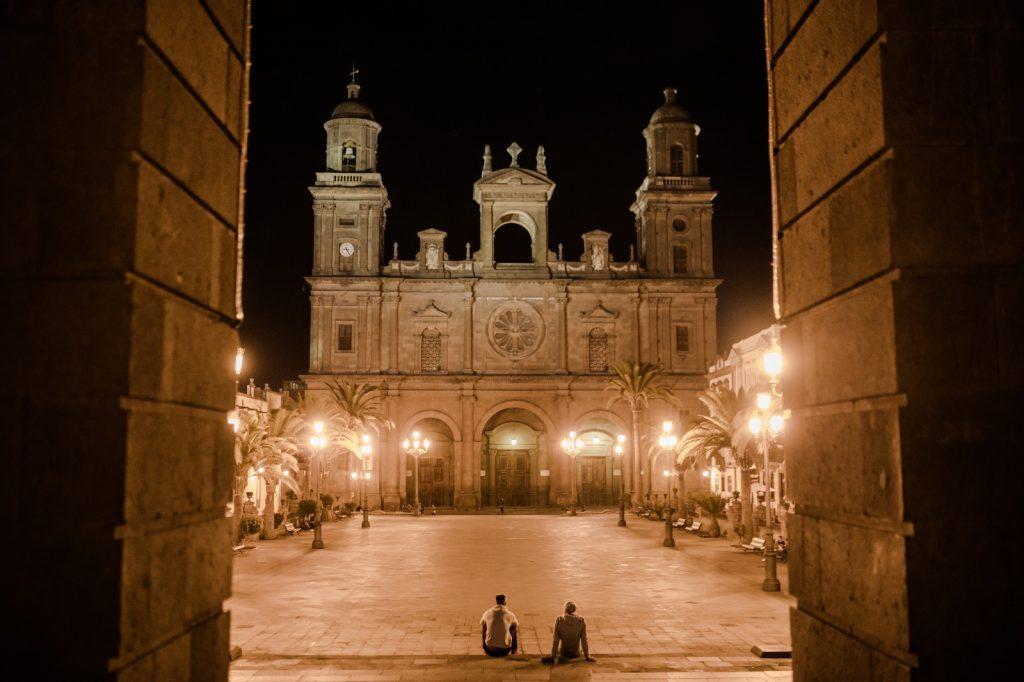 Catedral de Santa Ana Noche